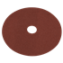 Sealey WSD4560 - Fibre Backed Disc Ø115mm - 60Grit Pack of 25