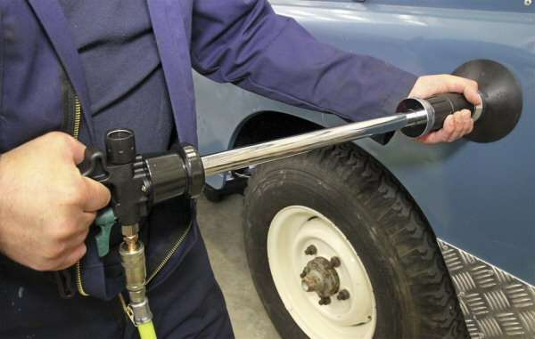 Used Car Batteries >> Sealey RE101 - Air Suction Dent Puller | CCW-Tools