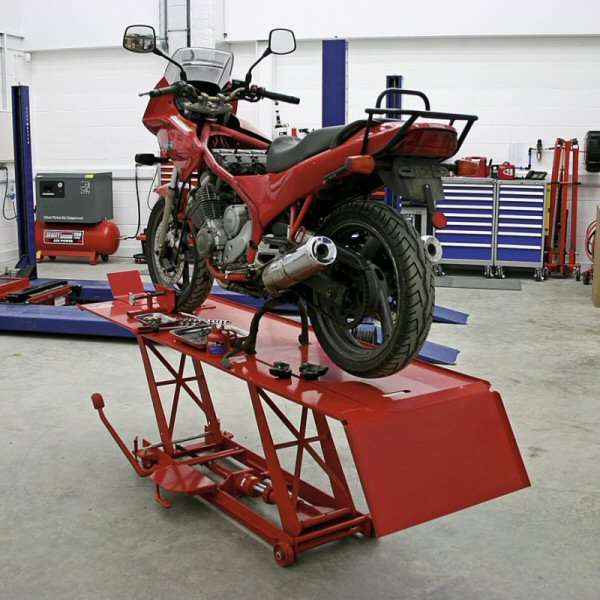 Sealey Hydraulic Motorcycle Lift