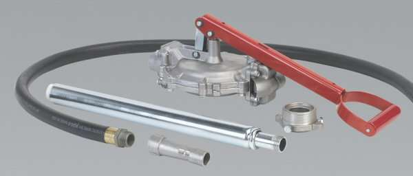 Sealey Tp6918 Double Diaphragm Fuel Transfer Pump Ccw