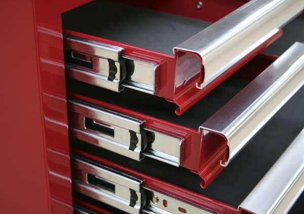Sealey Ap33589 Hang On Chest 8 Drawer With Ball Bearing
