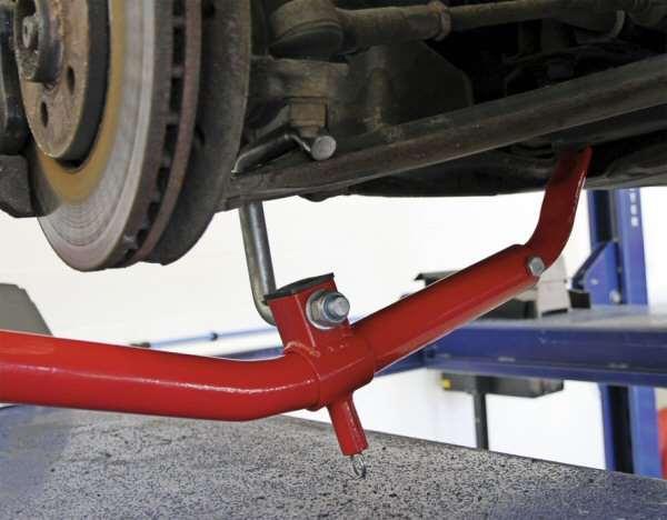 Tool Suspension Arm : Sealey vs suspension arm lever ccw tools