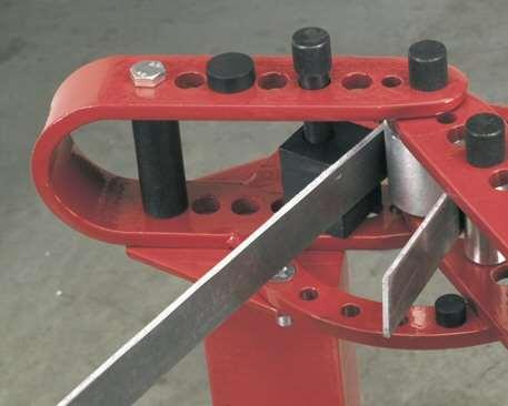 Sealey Pbb04 Metal Bender Bench Mounting Ccw Tools