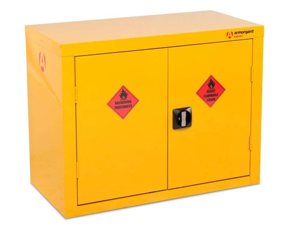 Armorgard Hfc1 Safestor Hazardous Floor Cupboard