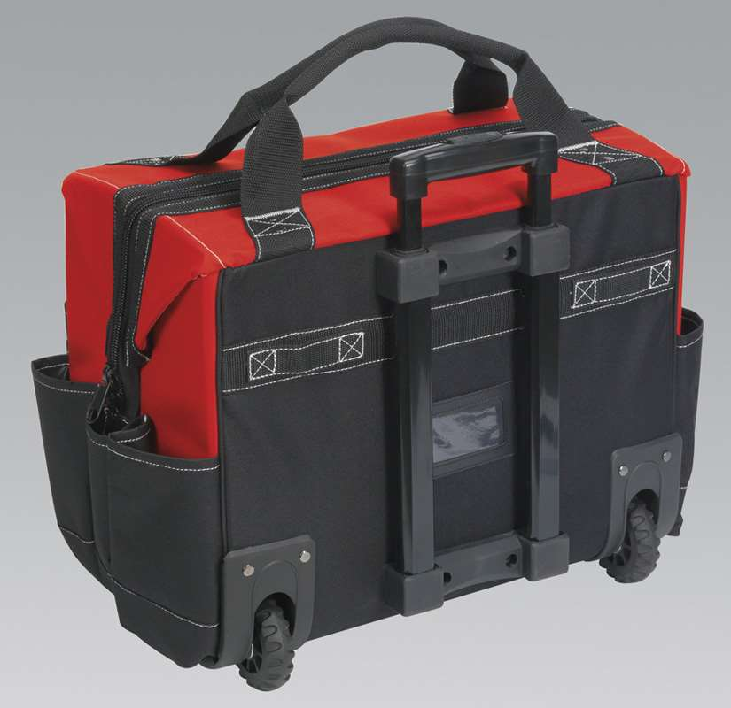 Sealey Ap512 Tool Storage Bag On Wheels 450mm Heavy Duty