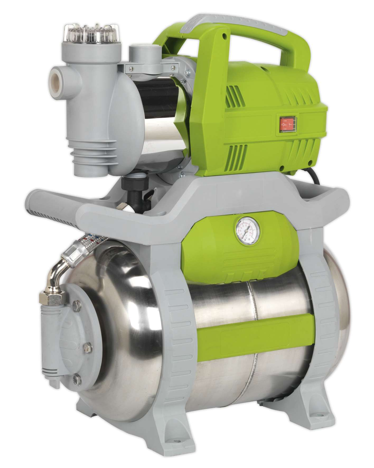 Sealey Wpb062s Surface Mounting Booster Pump Stainless