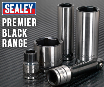 Premier Black Range of Tools