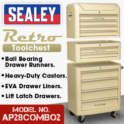 Sealey Toolboxes & Workstations