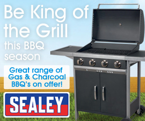 Sealey Barbecues & Accessories