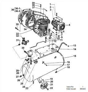 Sealey & Draper Spare Parts