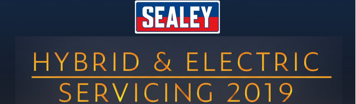 Sealey Hybrid & Electric Servicing Promotion 2019