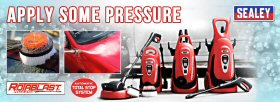 Sealey Pressure Washers